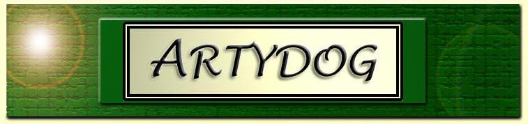 Artydogs Homepage Banner